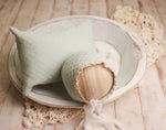 Seafoam Pillow Prop Set
