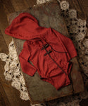 Jakob ~ Hooded Romper