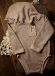 Sands Hooded Romper