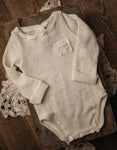 Johnny ~ Organic Hemp & Cotton Romper