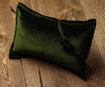 Evergreen Newborn Pillow Prop Set