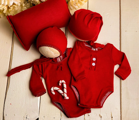 Newborn Claus Set