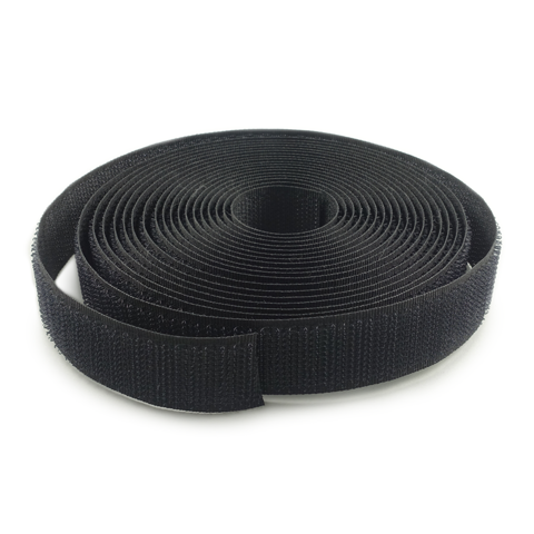 Strip 2 cm Wide 3.5 m Long - Black