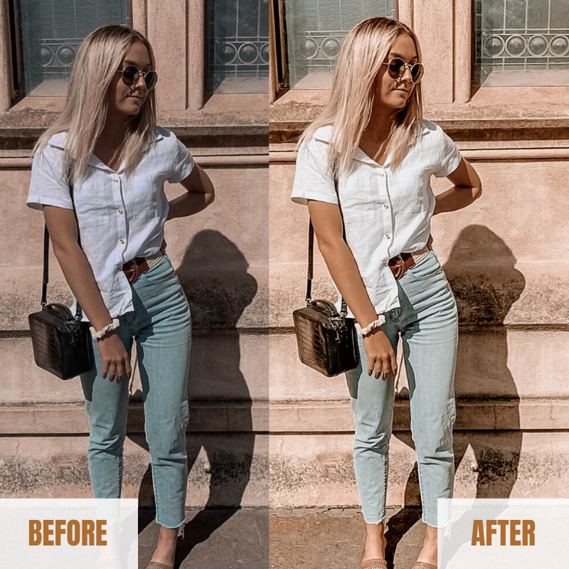Buy GOLDEN HOUR PRESET PACK (11 PRESETS INCLUDED) MOBILE + DESKTOPfrom Amalfi Boutique