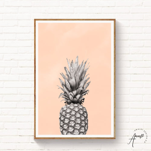 PINEAPPLE SKY PRINT- INSTANT DOWNLOAD