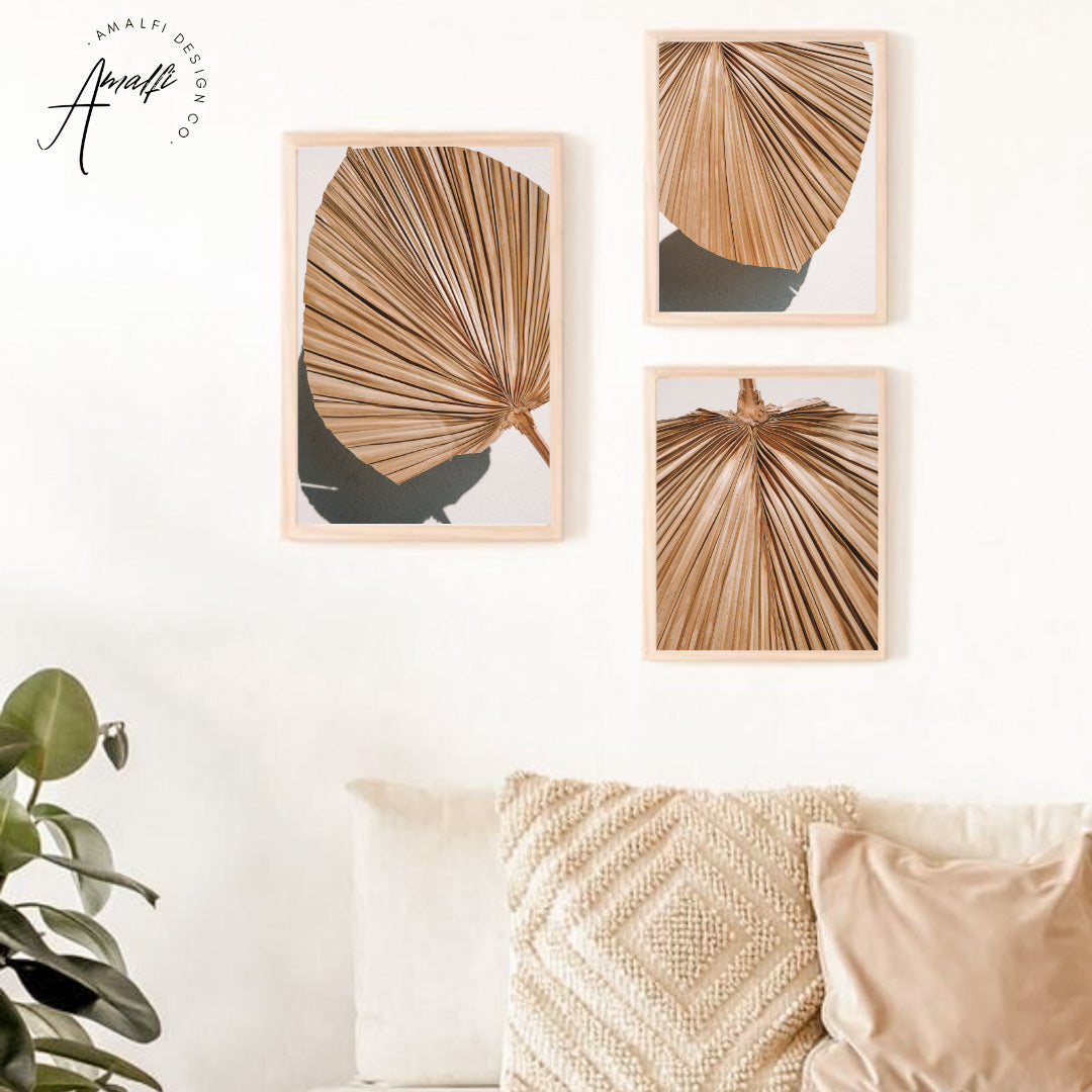 Buy PALM SPEAR PRINT SET- INSTANT DOWNLOADfrom Amalfi Boutique