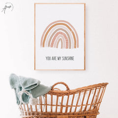 YOU ARE MY SUNSHINE PRINT- INSTANT DOWNLOAD