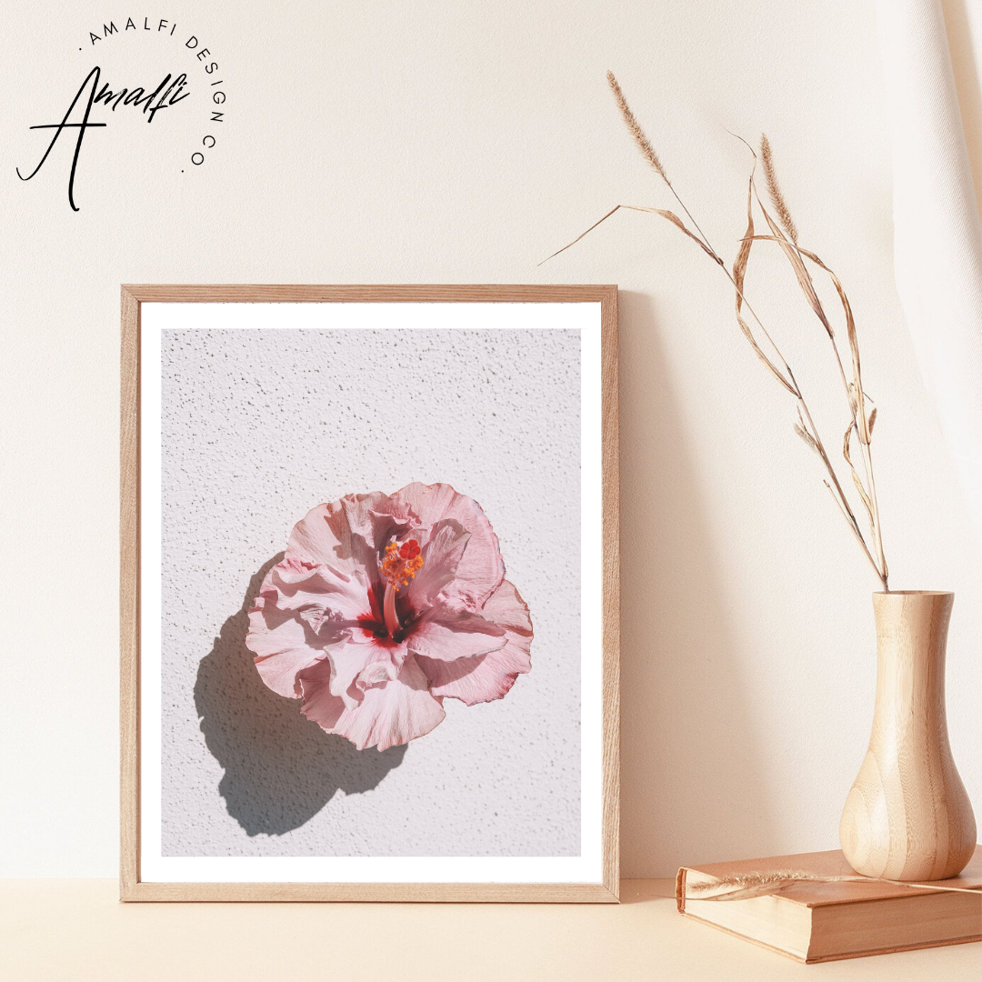 Buy HIBISCUS PRINT- INSTANT DOWNLOADfrom Amalfi Boutique