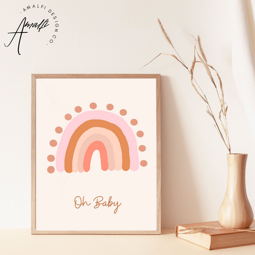 OH BABY PRINT- INSTANT DOWNLOAD