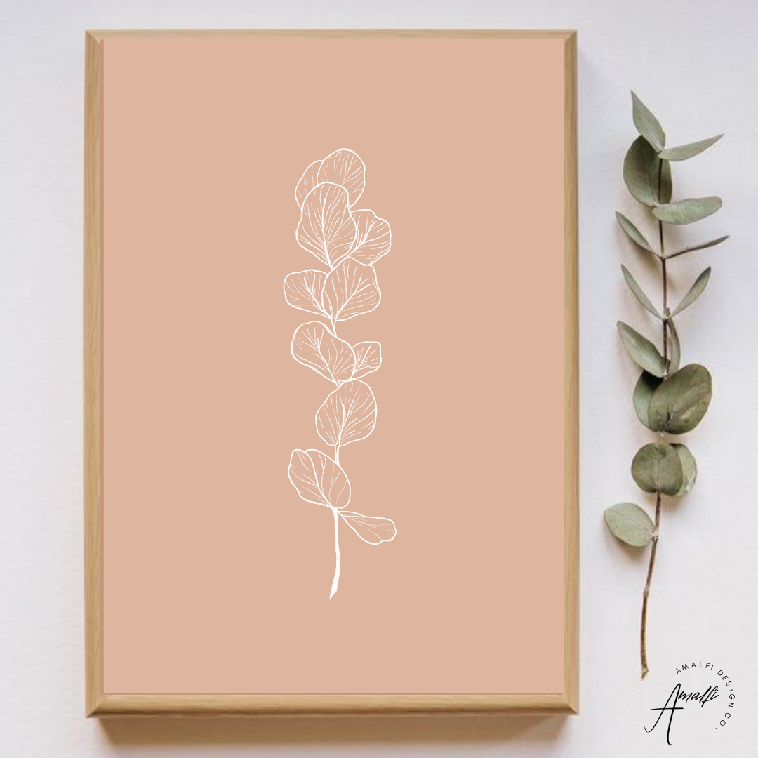 Buy WINDING LEAVES PRINT- INSTANT DOWNLOADfrom Amalfi Boutique