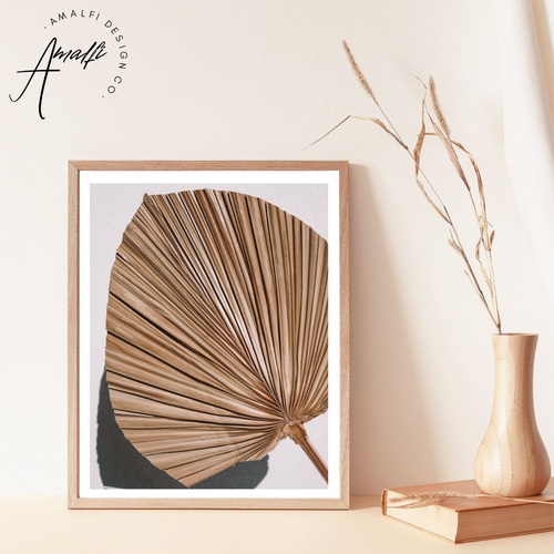 PALM SPEAR PRINT SINGLE- INSTANT DOWNLOAD