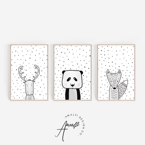ISN'T SHE LOVELY PRINT SET- INSTANT DOWNLOAD