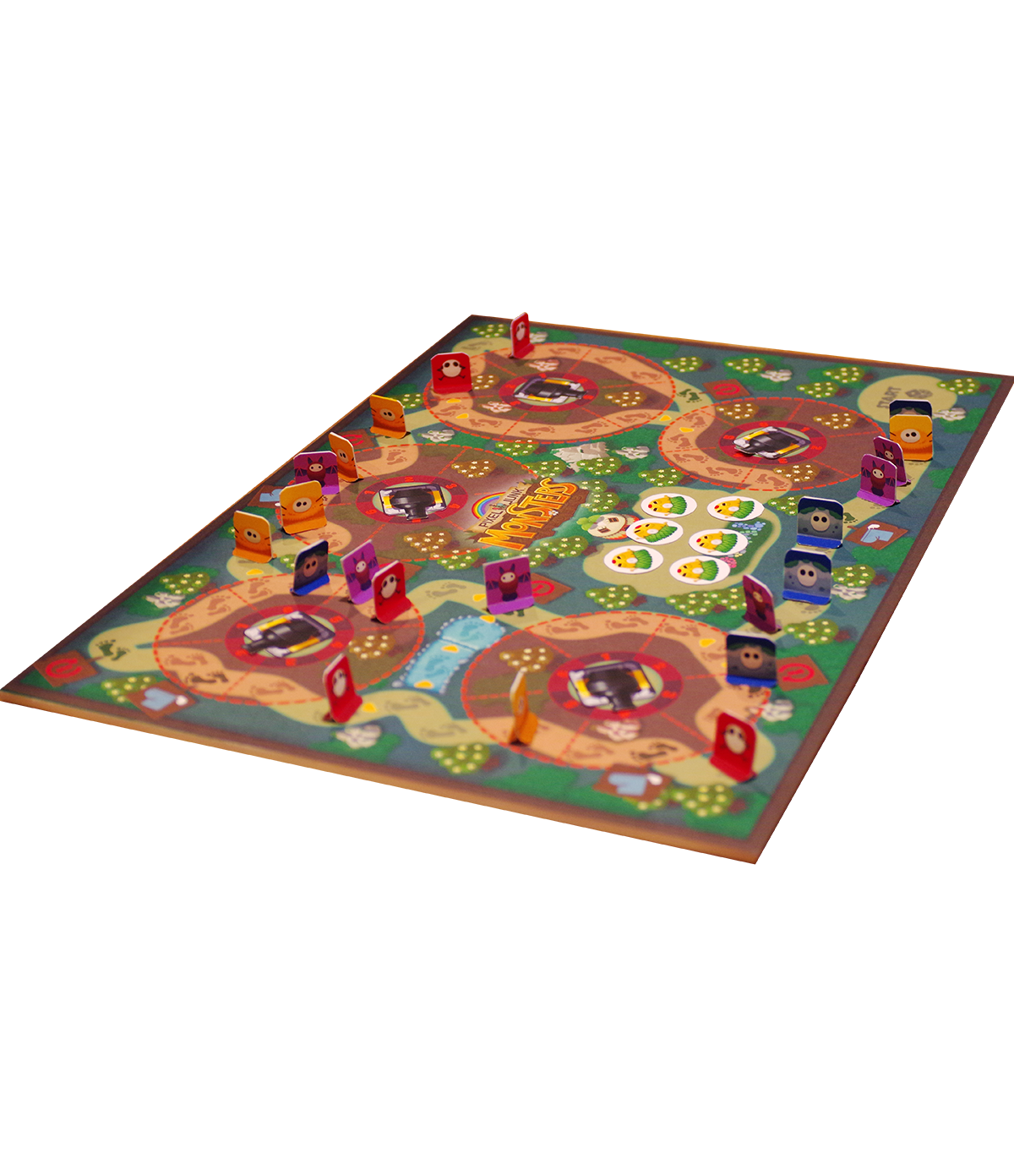 PixelJunk Monsters Board Game (Download Kit)