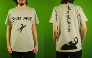 Sticky Bodies t-shirt