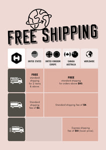 Free shipping 15th June 2020 - 30th September 2020