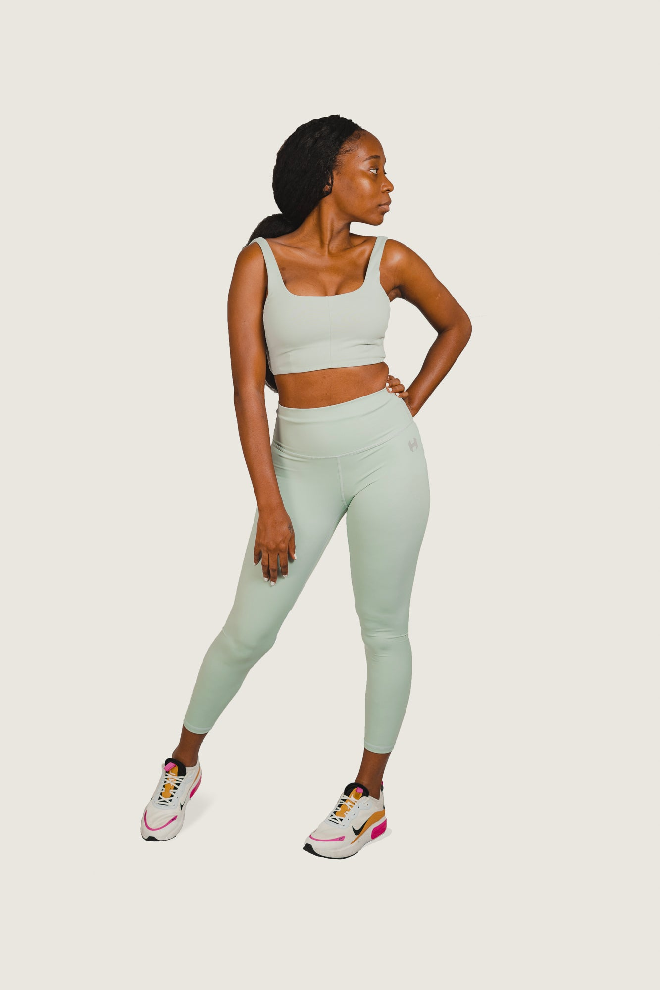 BASE LEGGINGS - MINT
