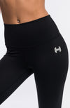 FLOW LEGGINGS - BLACK