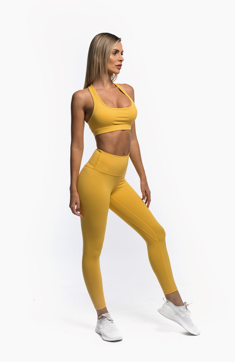 FLOW LEGGINGS - BUMBLEBEE