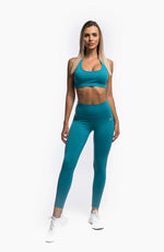 Load image into Gallery viewer, FLOW LEGGINGS - TIFFANY - hustletics.com