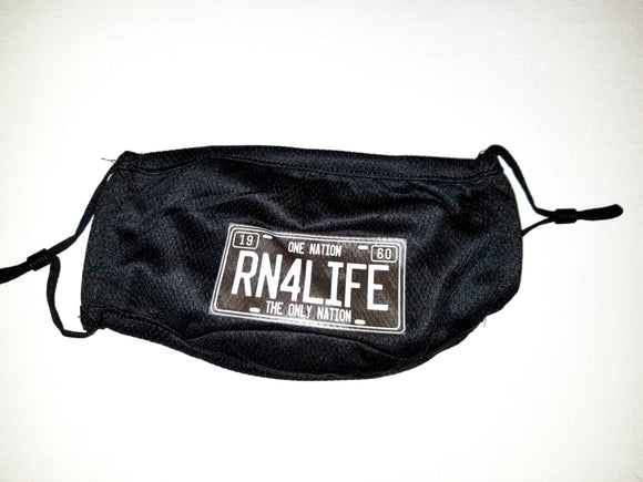 RN4LIFE License Face mask