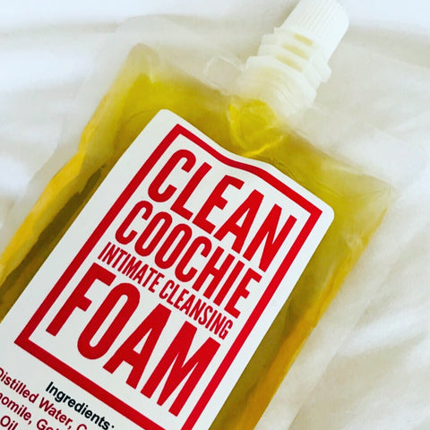 Clean Coochie Intimate Cleansing Foam Refill Pouch