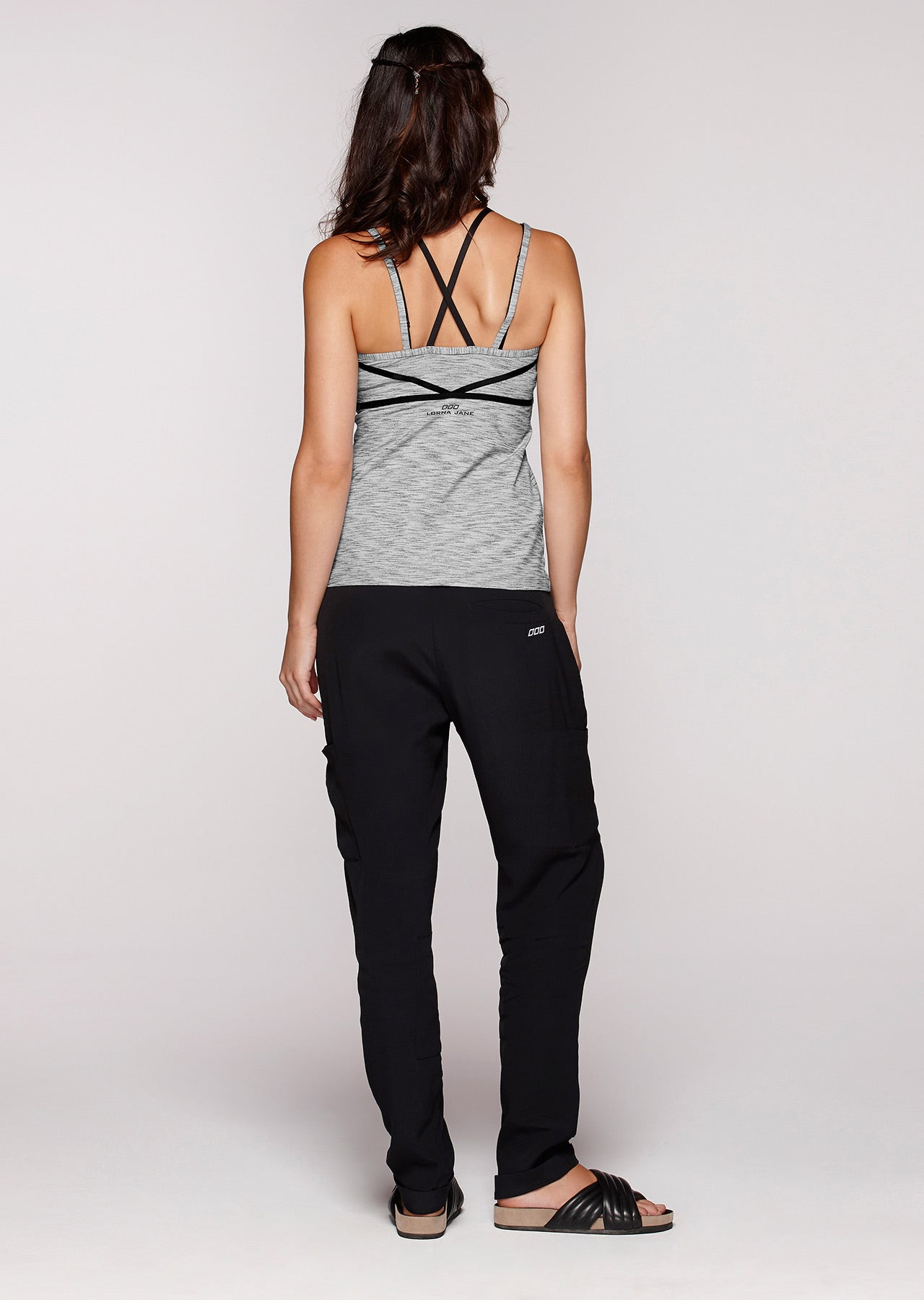 Layered Up Excel Tank