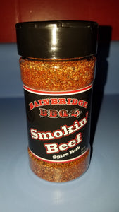 Smokin' Beef all purpose spice rub