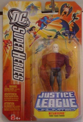 DC Universe Justice League Unlimited Metamorpho Action Figure