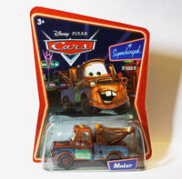 Disney Pixar Cars Movie Mater (Supercharged) 1