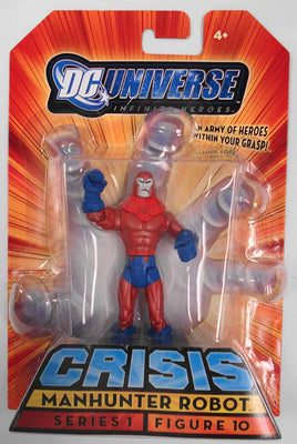 DC Universe Infinite Heroes Crisis Manhunter Robot Action Figure