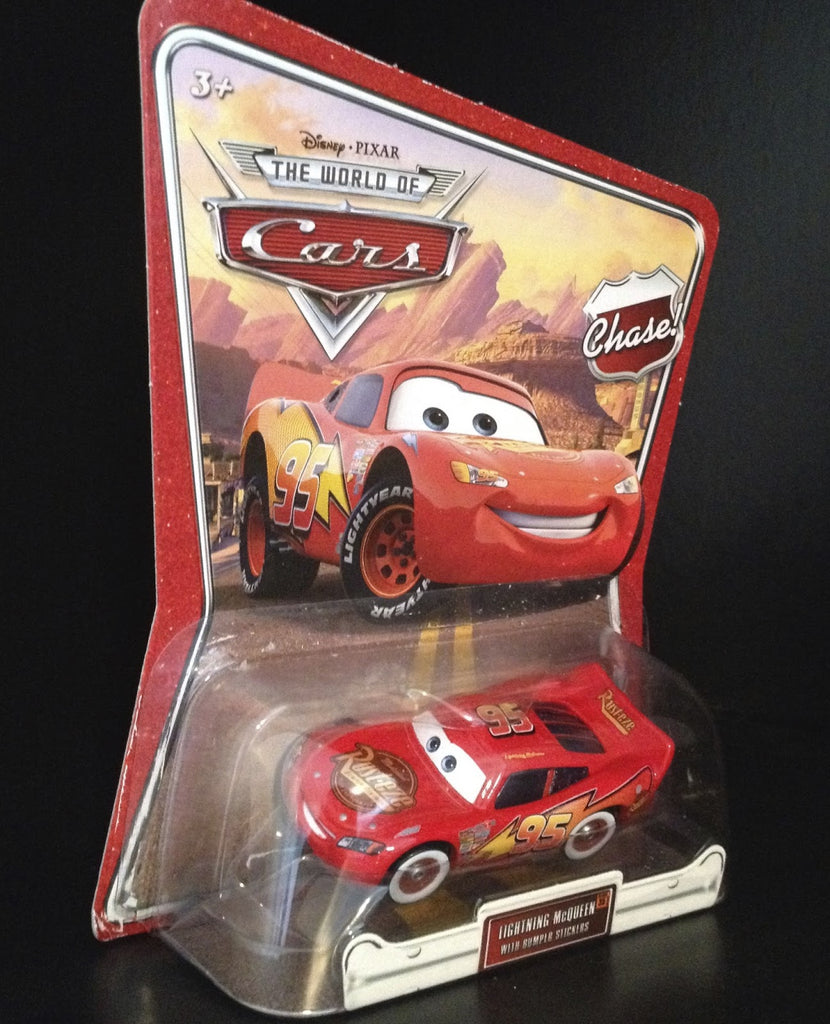 Disney Pixar Cars The World Of Cars Lightning Mc Queen 1