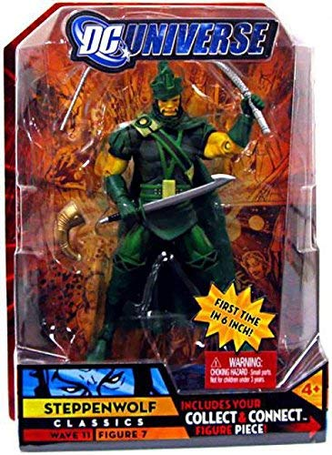 DC Universe Steppenwolf Green The Classics Series Action Figure 1