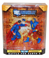 DC Universe Classic Ultraman and Alexander Luthor Action Figure Set