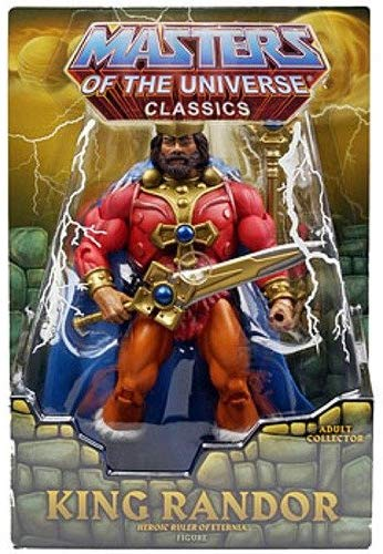 King Randor Masters of the Universe Classics Action Figure 1