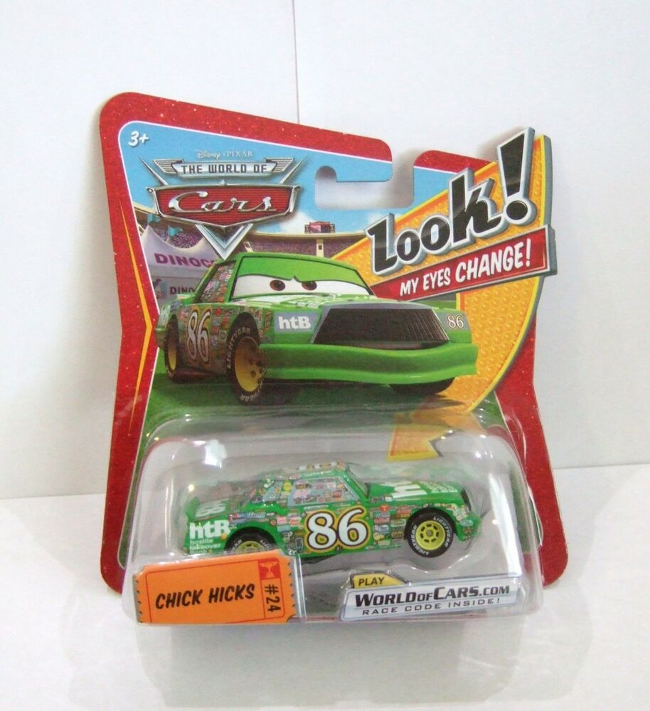 Disney Pixar Cars Movie Chick Hicks #24 1