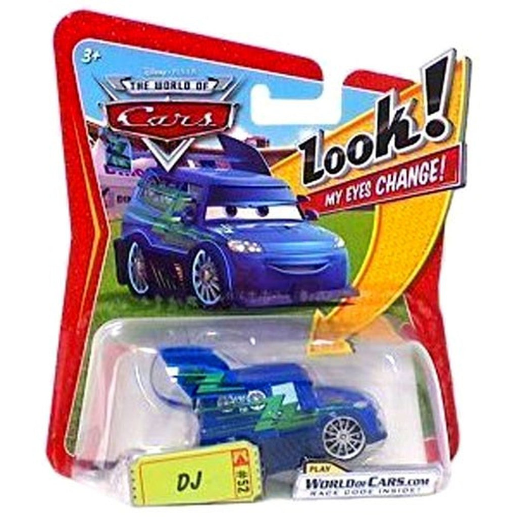 Disney Pixar Cars Movie DJ #52 1