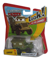 Disney Pixar The Wold of Cars Movie Sarge #30