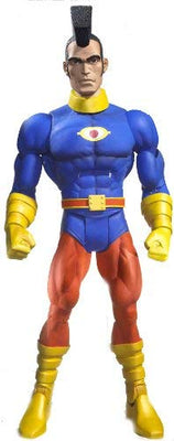 DC Universe Omac 75 Years of Super Power Classics Validus Series