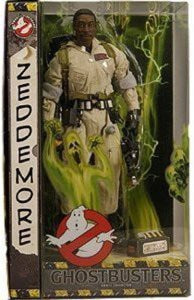 Mattel 1/6 Matty Collector Exclusive Ghostbusters Winston Zeddemore Scale Action Figure 1