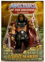 Count Marzo Masters of the Universe Classics Action Figures