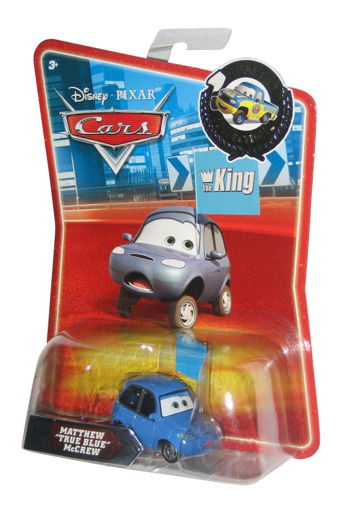 "Disney Pixar Cars Movie Matthew ""True Blue"" McCrew #153 1"