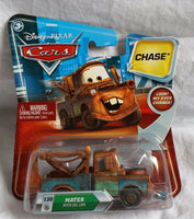 Disney Pixar CARS Movie 1:55 Die Cast Mater with Oil Can #130 w/ Lenticular Eyes! 1
