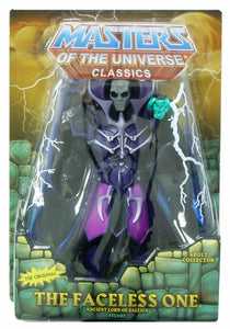 The Faceless One Masters of the Universe Classics Action Figure