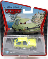 Disney Pixar Cars 2 Movie #12 Acer