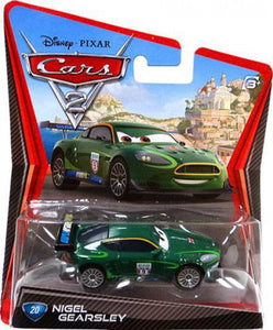 Disney Pixar Cars 2 Movie #20 Nigel Gearsley 1