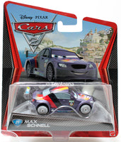 Disney Pixar Cars 2 Movie #21 Max Schnell