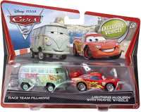 Disney Pixar Cars 2 Movie Race Team Fillmore 1