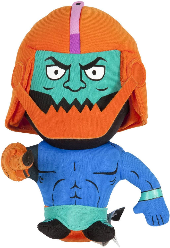 Master of the Universe MOTU Trap Jaw Super Deformed Plush