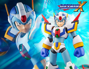 Kotobukiya 1/12 Mega Man X4 Megaman Force Armor Scale Model Kit