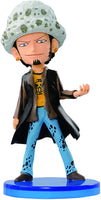 Banpresto One Piece Trafalgar Law Mini World 2.5 inch Collectible Action Figure
